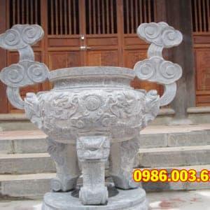 Mẫu Lư Hương Đá VT-0147