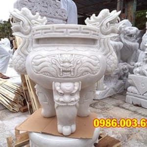 Mẫu Lư Hương Đá VT-0146