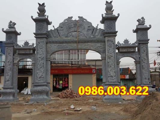 Mẫu Cổng Đá VT-0224