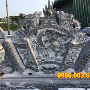 Mẫu Bình Phong Đá VT-0214