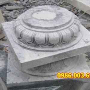 Mẫu Cổng Kê Cột VT-0127