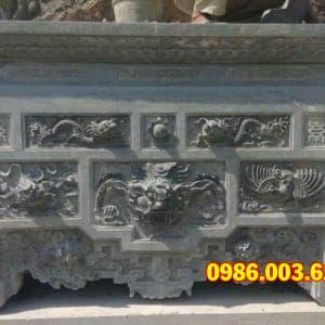 Mẫu Bàn Lễ Đá VT-0139