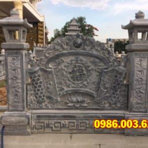 Mẫu Bình Phong Đá VT-0154