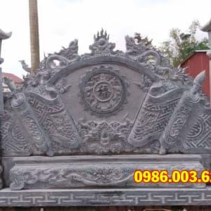 Mẫu Bình Phong Đá VT-0216