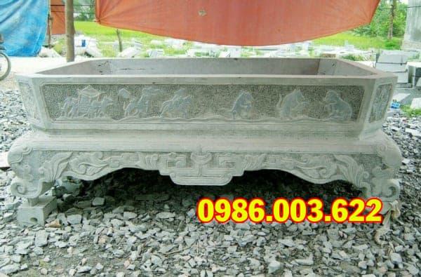 Mẫu Bể, Chậu Cảnh Đá VT-0112