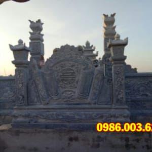 Mẫu Bình Phong Đá VT-0155