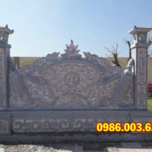 Mẫu Bình Phong Đá VT-0156