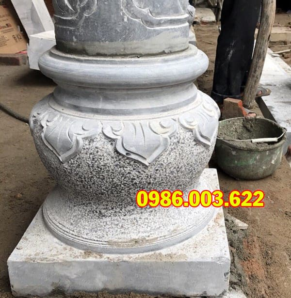 Mẫu Cổng Kê Cột VT-0124
