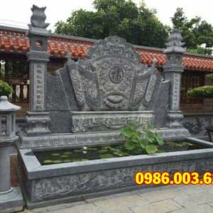 Mẫu Bình Phong Đá VT-0218