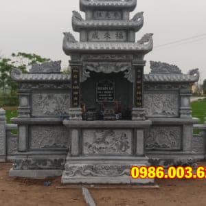 Mẫu Lăng Thờ Cánh VT-0052