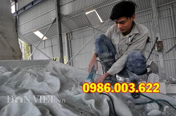 Yên Bái: Cả làng triệu phú, tỷ phú với nghề lách cách thành tượng
