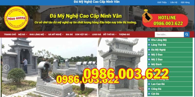 Hồng Quang là cơ sở cung cấp cột đá uy tín, giá rẻ tại miền Bắc