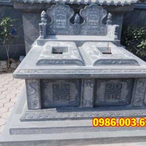 Mẫu mộ Bành đôi