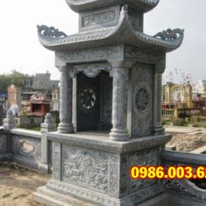 Mẫu mộ đá Hai đao