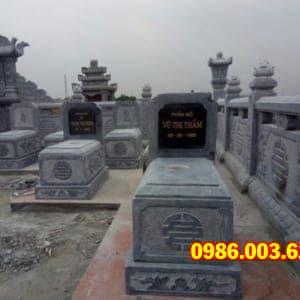 Mẫu mộ Giật Cấp – mộ Vòm