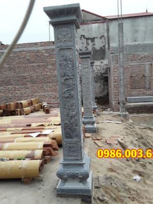 cột đá 1