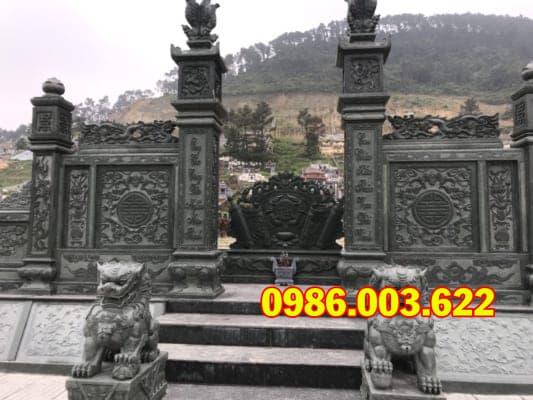 lăng mộ đá 4