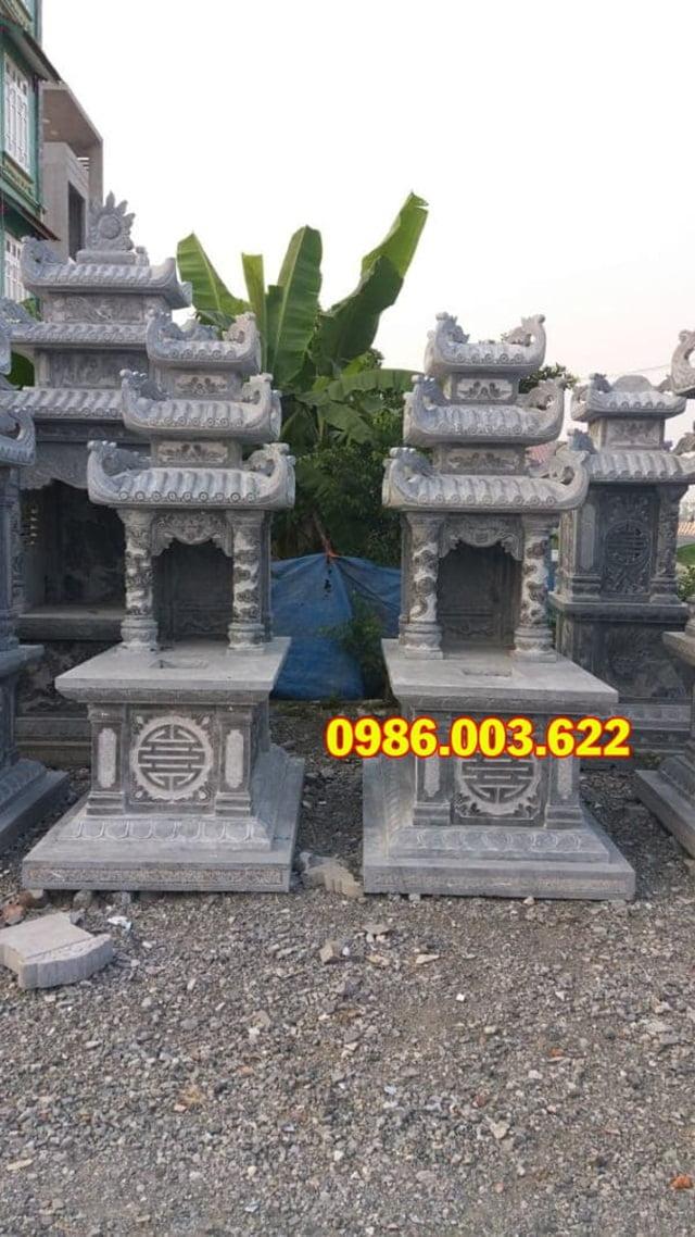 Cấu trúc đặc biệt của mộ ba đao