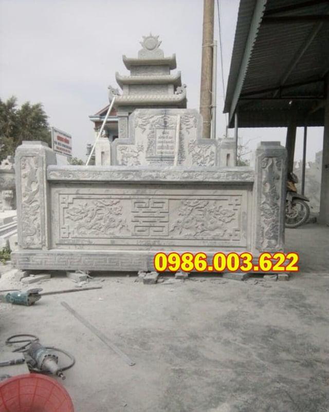 Mẫu mộ đá quây 2