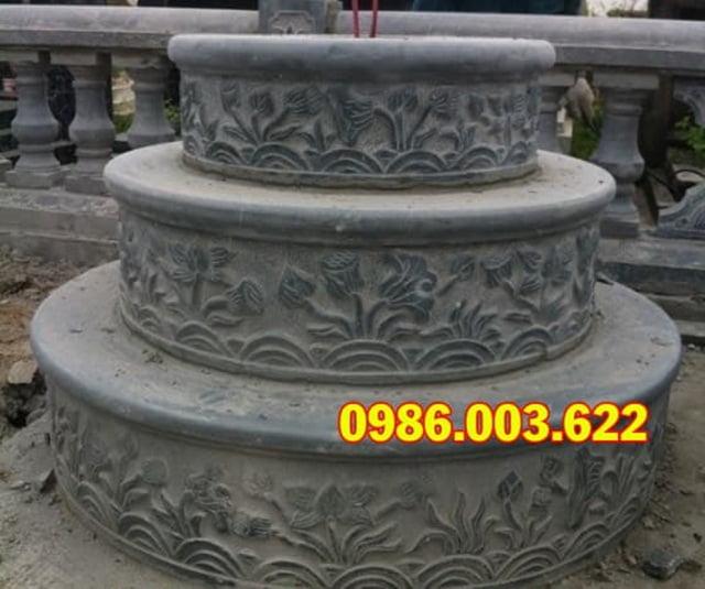 Các nhà phong thủy cho rằng, mộ tròn có thể tạo ra nhiều sinh khí hơn so với mộ hình chữ nhật, mộ bán nguyệt